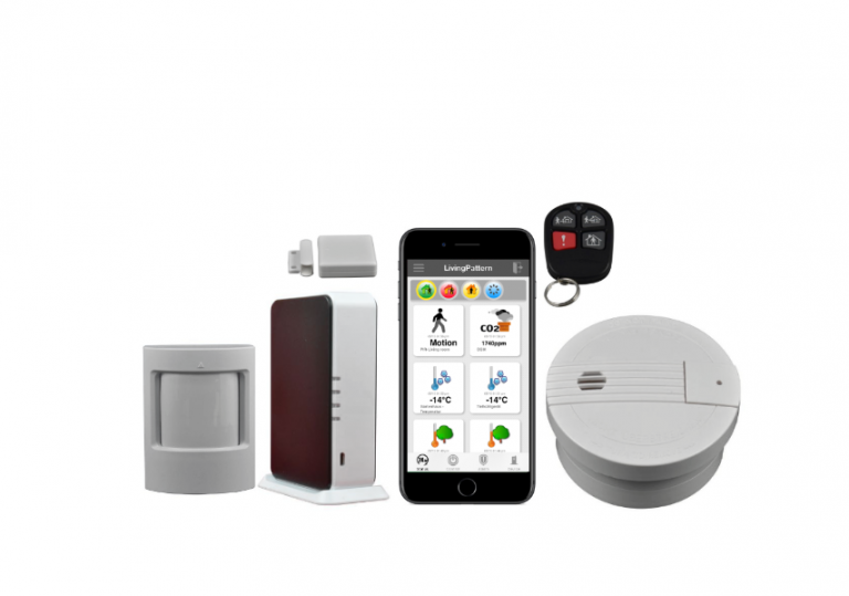 Set Up Your LivingPattern Home Security System In 5 Simple Steps!