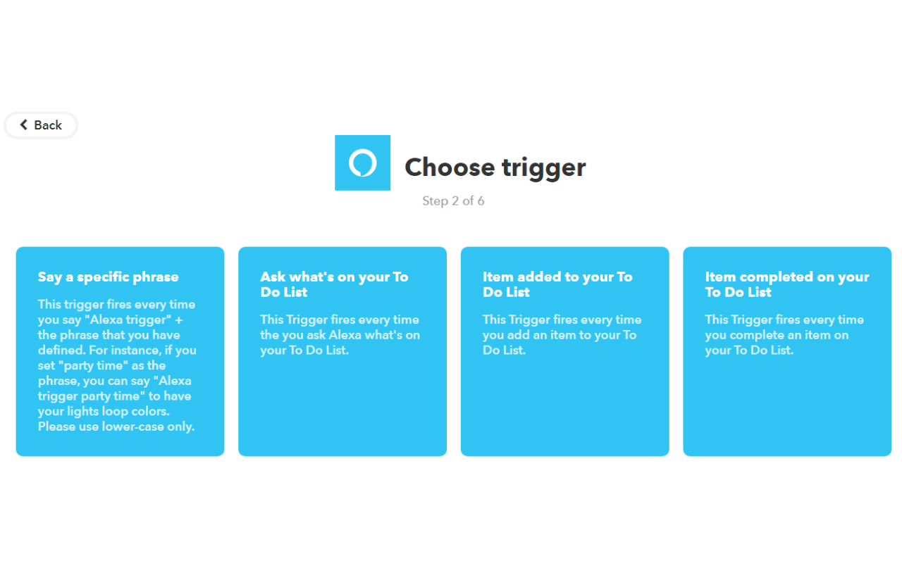 How to Use IFTTT Then With LivingPattern - LivingPattern Technology