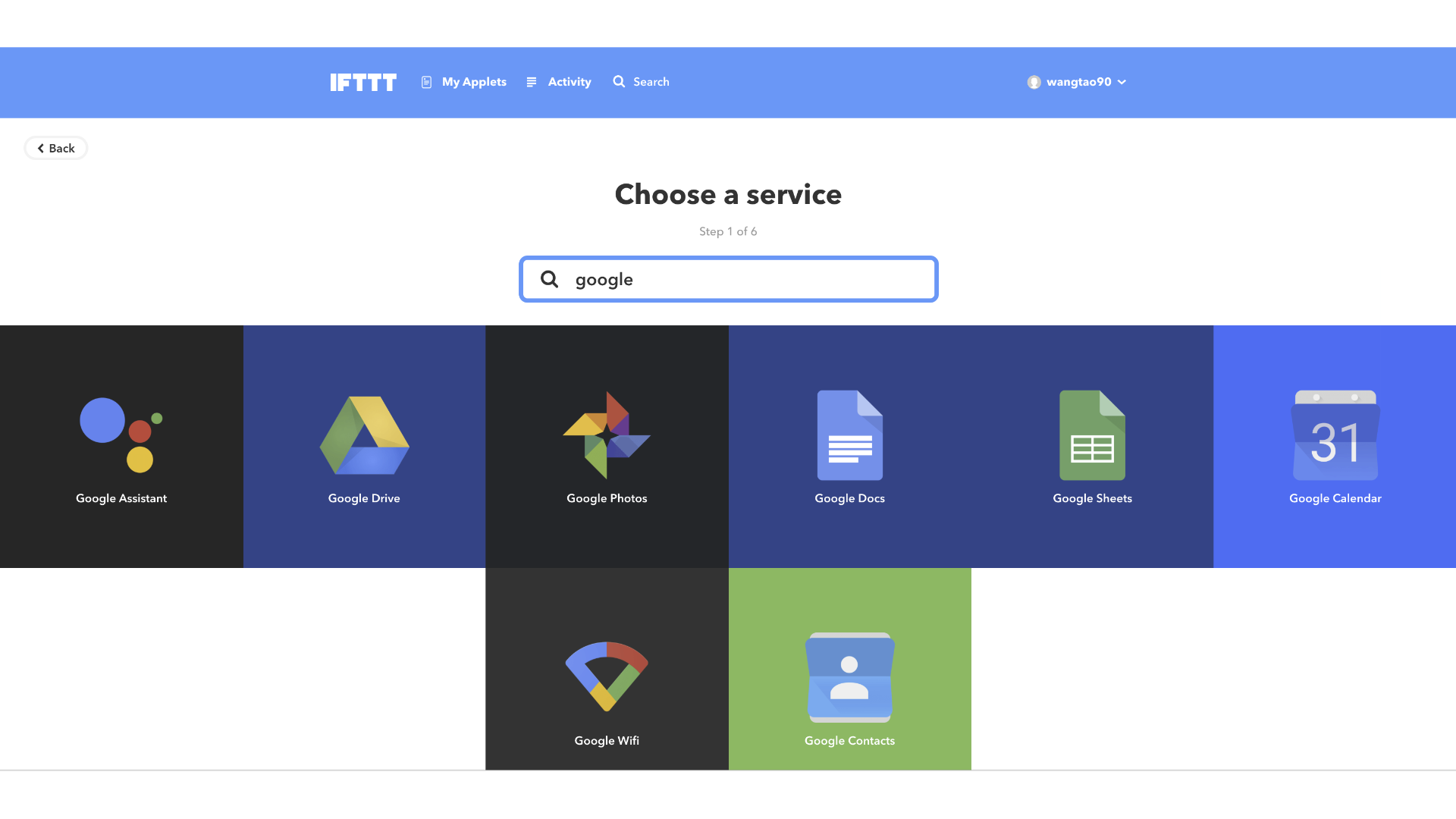 How to Use IFTTT Then With LivingPattern - LivingPattern